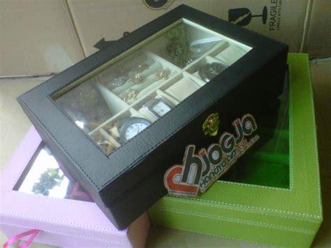 Kotak Perhiasan Jam Tangan kotak jam tangan mix tempat perhiasan 3in1 boxes