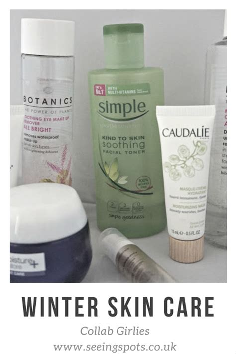 Winter Skin Care 2 by The Collab Girlies Winter Skin Care Seeing Spots