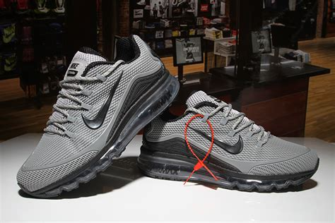 Nike Airmax 980 Series Running Grey the new nike air max 2018 elite s casual sports shoes grey black worshipsport