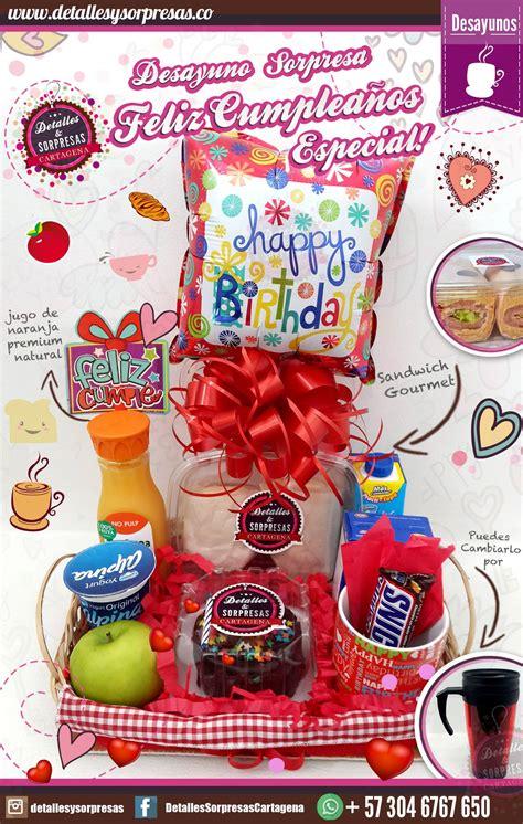 imagenes de cumpleaños sorpresa desayuno sorpresa feliz cumplea 209 os especial detalles