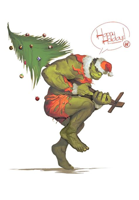 marvel super hero christmas cards snappy pixels