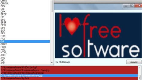 format converter open source convert images in batch with portable open source image