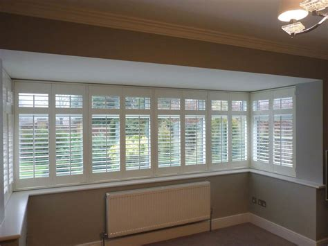 resemblance of window treatments for wide windows narrow shutters opennshut