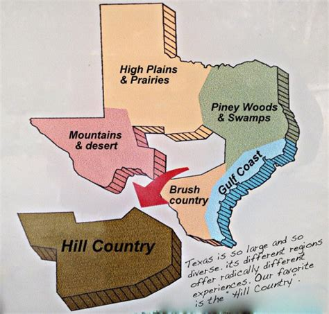texas hill country road trip map road trip to the texas hill country myrod