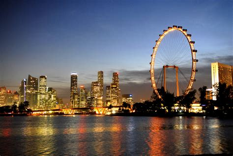 singapore flyer easybook
