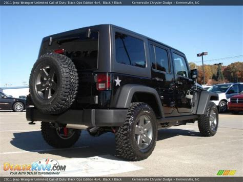 2011 Call Of Duty Jeep For Sale Black 2011 Jeep Wrangler Unlimited Call Of Duty Black Ops