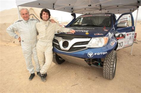 Havier Overal Black 1 dakar rally 2014 total chaos race updates total chaos