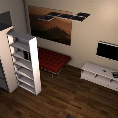 Wohn Schlafzimmer Gestalten by Wohn Schlafzimmer Gestalten