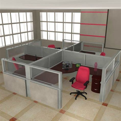 office cubicle design http images 3dmagicmodels com images paid 3d resources