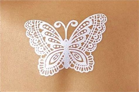 white butterfly tattoo butterfly mehndi designs 9 beautiful mehndi designs you
