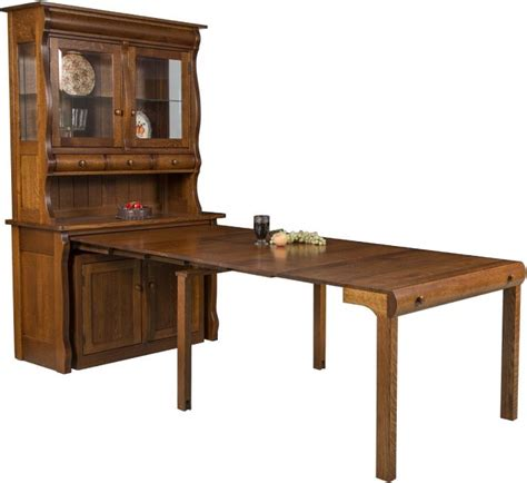 Dining Table Hutch Top 10 Dining Room Hutches Countryside Amish Furniture