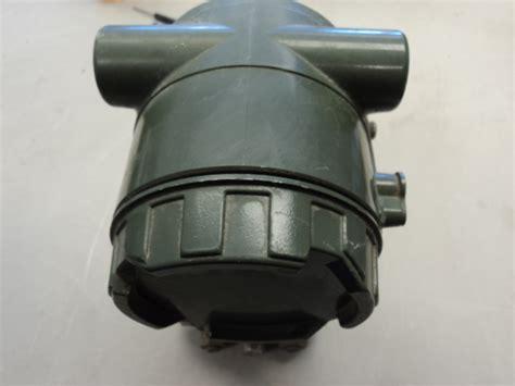 Yokogawa Ya11 Sms4 Differential Pressure Transmitter
