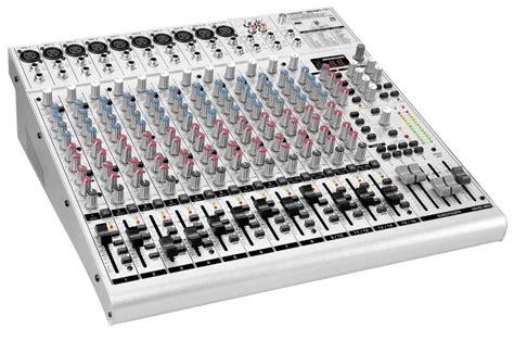 Mixer Eurorack behringer eurorack ub2442fx pro image 38275 audiofanzine
