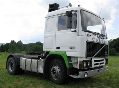 volvo f10 s tractor unit from germany for sale at truck1