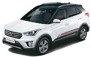 Hyundai Cars Cost Hyundai Creta Petrol Anniversary Edition Price Specs