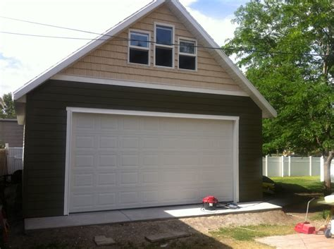 detached garage with loft detached garages wright s shed co