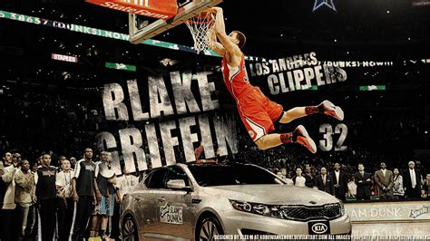 Griffin Dunk Kia Griffin Wallpapers Wallpaper Cave