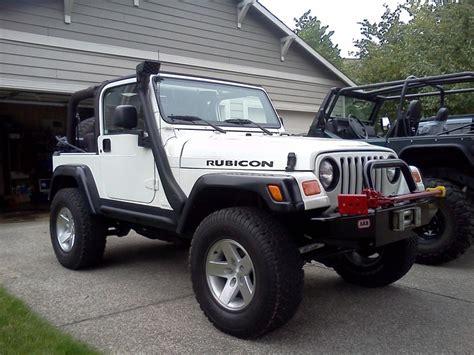 2003 Jeep Rubicon 2003 Jeep Wrangler Rubicon Auto