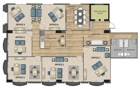 executive office floor plans executive office suite floor plan