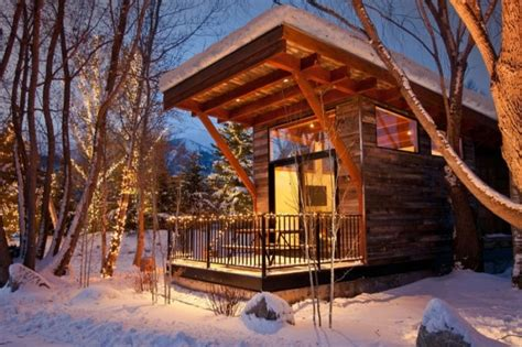 400 sq ft cabin the wedge 400 sq ft cabin by wheelhaus