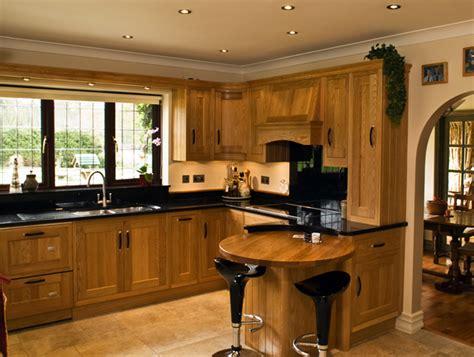 Design Of Kitchen Cabinets Pictures natural wood kitchens portfolio bespoke handmade