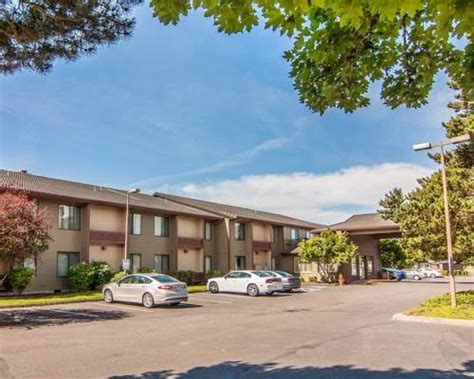 Comfort Inn Hillsboro Hillsboro Oregon Hotel Motel