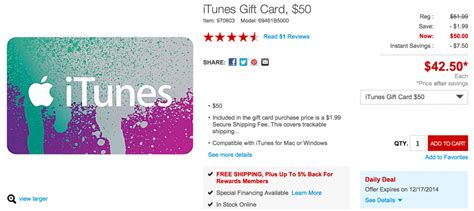 Discounted Itunes Gift Cards 2014 - discounted itunes gift cards at staples mission to save