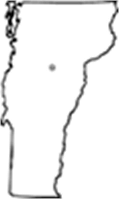 vermont map coloring page usa states state of vermont coloring pages