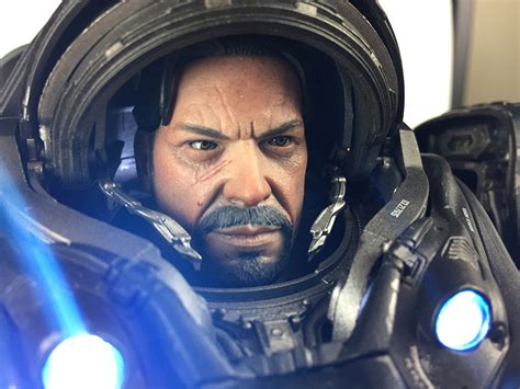 how to get raynor hair the ultimate starcraft action figure kotaku australia