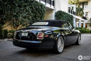 Rolls Royce Phantom Drophead Coupe Rolls Royce Phantom Drophead Coup 233 11 February 2016