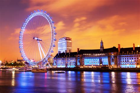 Modern Cabins by The London Eye The Heart Of London The Shaftesbury