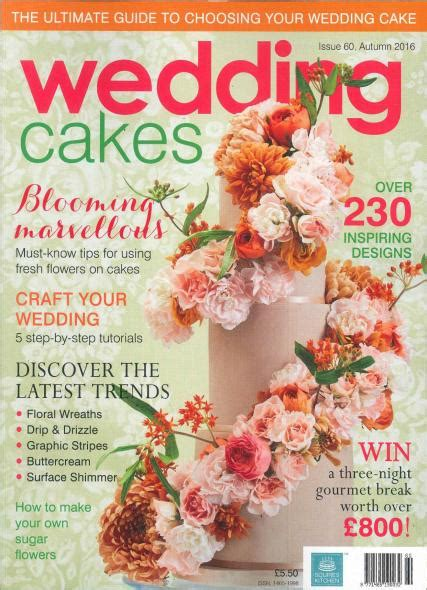 Wedding Cakes Magazine by Wedding Cakes Magazine Subscription