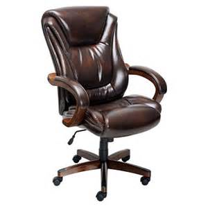 Lane Big Tall Bonded Leather Executive Chair Lane Staples Mystic Brown Leather Mgr S Chair W Leather