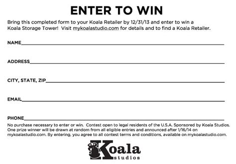 Hgtv Com Sweepstakes Entry Form - dream home entry form autos post