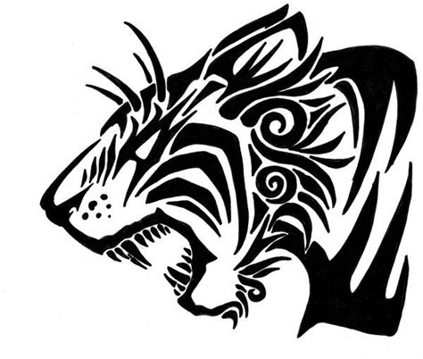 tribal tiger the second by revie6661 cool stuff