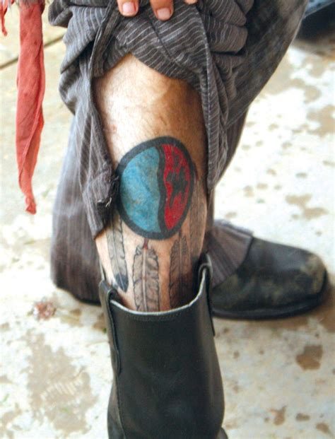 new tattoo of comanche nation symbol in 2012 news archives