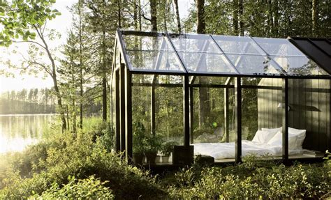 Shed Glazing by Greenhouse Shed By Bergroth And Ville Hara Homeli