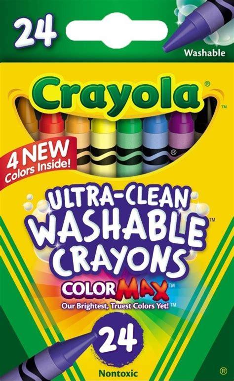 Crayola Coloring Trools Edition crayola 24 ct washable crayons toys