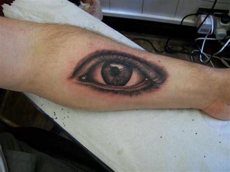 diamond eye tattoo hours arm realistic eye tattoo by diamond jacks