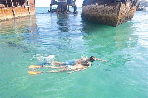 catamaran hire moreton island tangalooma island resort