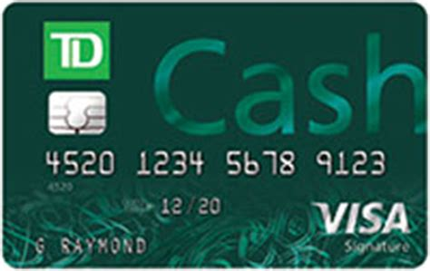 Td Gift Card - best rewards credit cards gobankingrates