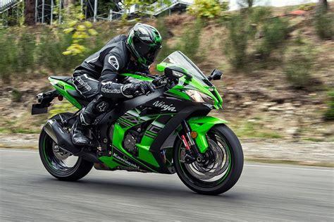 Test Ride All New Kawasaki NINJA ZX 10R ABS KRT EDITION