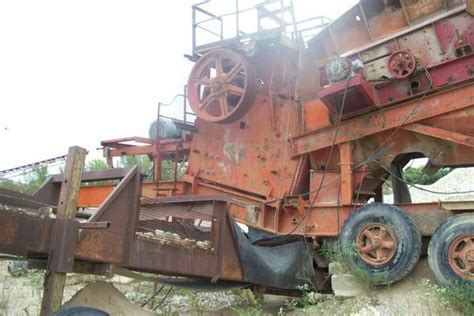 jaw crusher pioneer  jaw plant electric marchinery