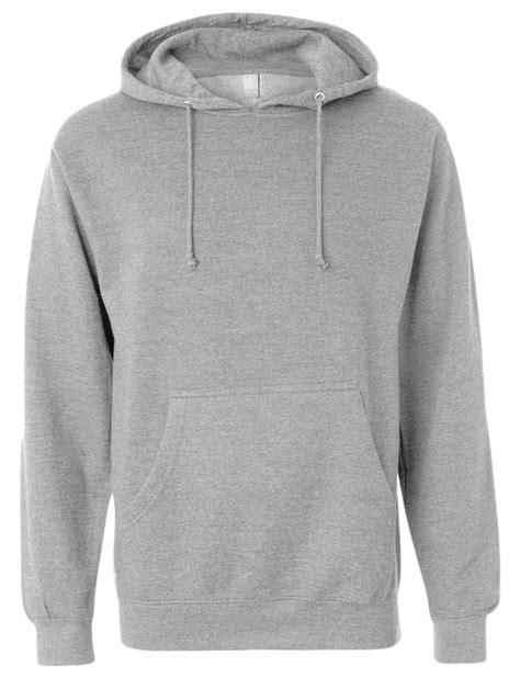 Handmade Hoodies - custom sweatshirt grey pull cayucos