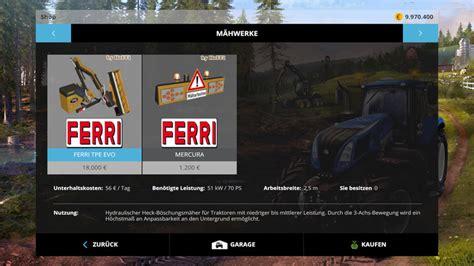 ferri tpe evo   mod farming simulator   mod
