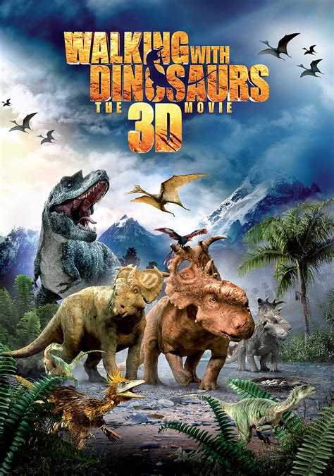 dinosaurus in film walking with dinosaurs movie fanart fanart tv