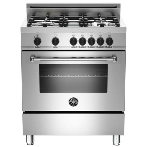 Oven Gas Bima Master 5444 mas304dfmxebertazzoni master 30 quot dual fuel range with convection stainless steel big george s