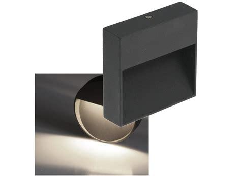 leuchte wand led aluminium wandleuchte ip54 aussenleuchte garten wand