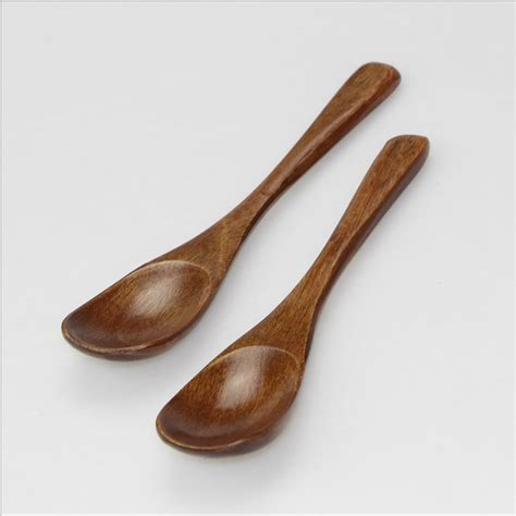Handmade Spoons - wooden utensil spoons serving scoop