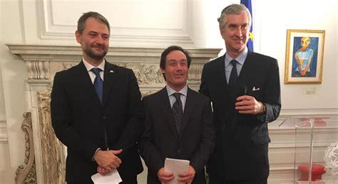 consolato generale d italia a new york inaugurata al consolato generale d italia a new york la